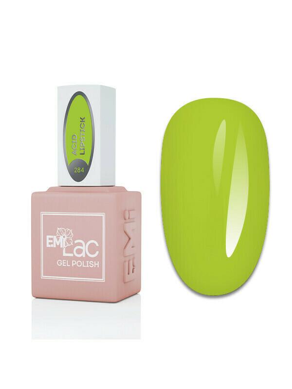 E.MiLac GM Acid Lipstick #284, 9 ml.