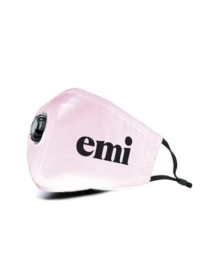 Respirator mask, Pink