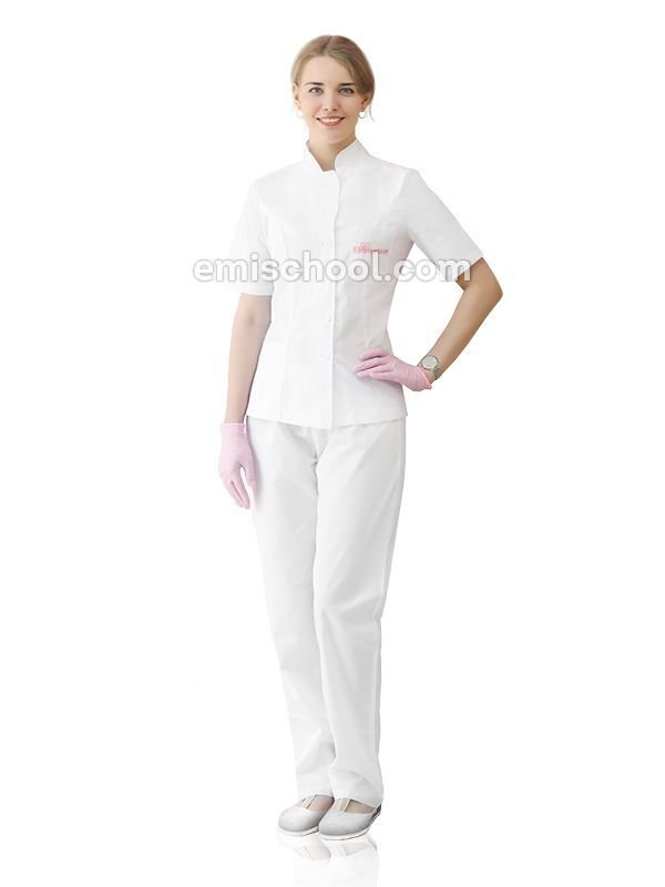 Nail Master Uniform #EmiManicure