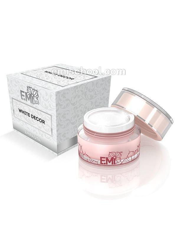 EMPASTA White Decor, 5 ml.