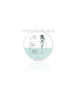 Hand and Body Cream Souffle First Lady, 50 ml.
