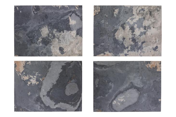 Tischsets aus echtem Schiefer - Rustic Earth