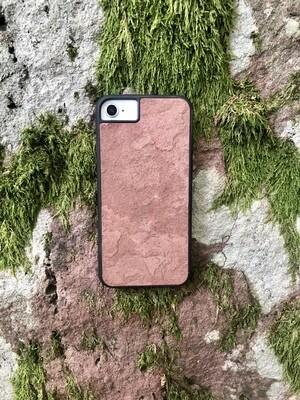 Handyhülle Naturstein Pink Earthcore