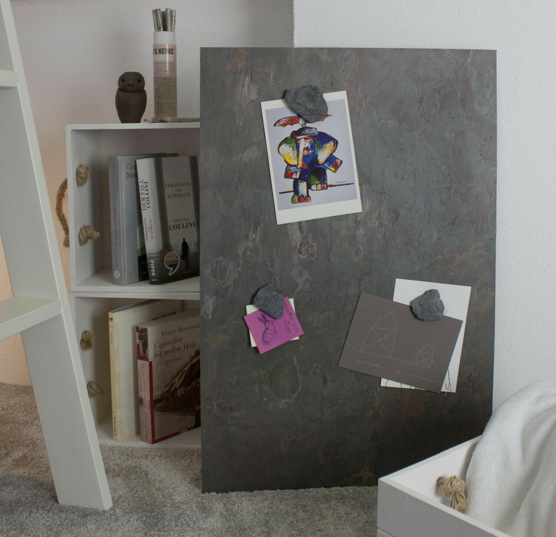 Magnettafel - Vulcano Stone
