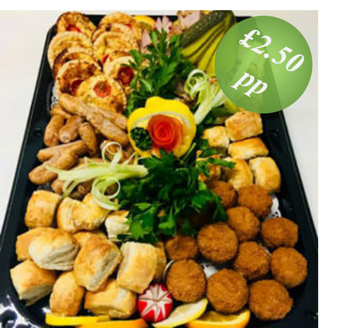 Best of British Finger Food Platter