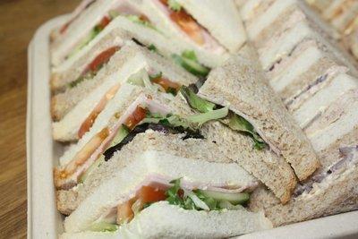Sandwich Platter - from
