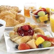 Continental Breakfast (Pastries)