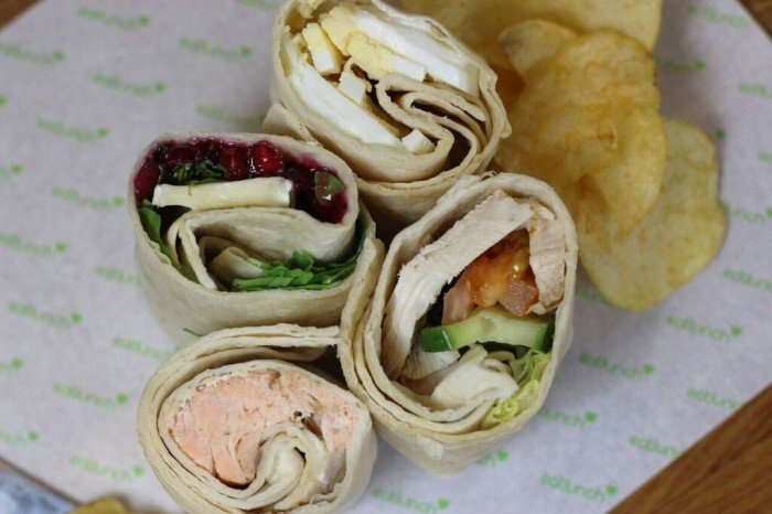 Wrap Platter - from