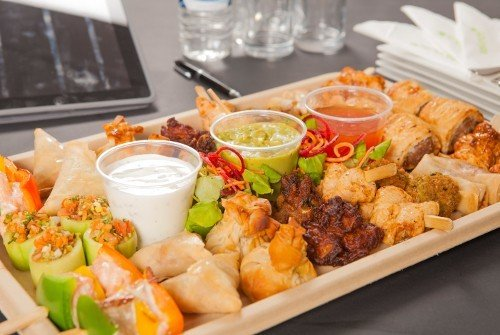 Finger Food Platter - 3 items per person
