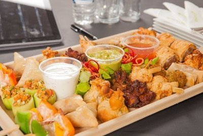 Finger Food Platter - 2 items per person