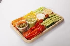 Crudites Platter - from