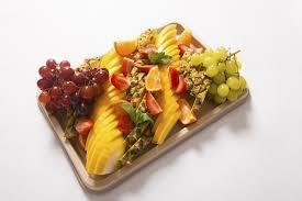 Fruit Platter - from