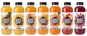 Fruit Juice Bottles