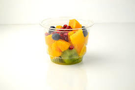 Individual Fruit Salad