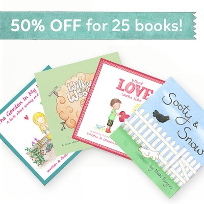 Wholesale Class set of 25 Books