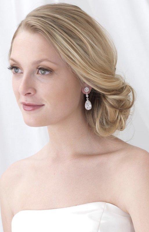 Stephanie Wedding Earrings