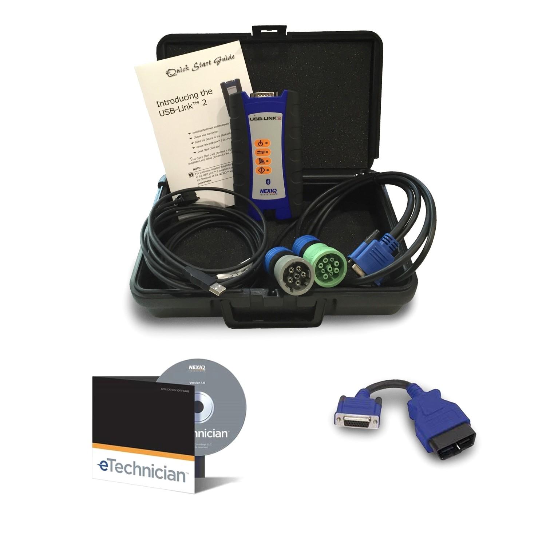 eTechnician™: HDS and LMT w/ Nexiq 124032