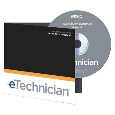 NEXIQ 856000 - eTechnician™ HDS and LMT Software