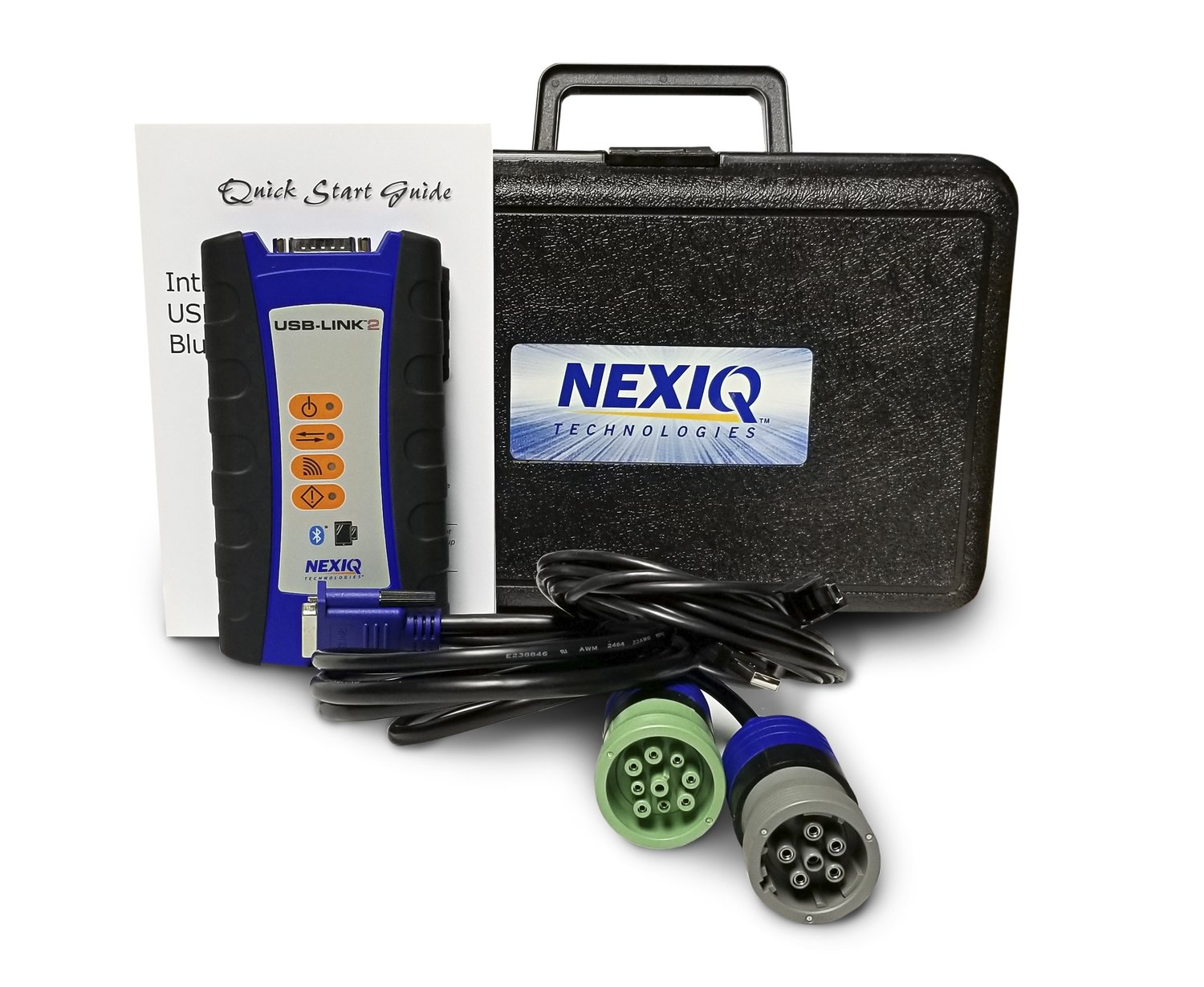 NexIQ USB-Link 2: Bluetooth Edition