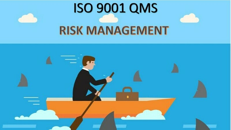 QMS Risk - Risk Based Thinking - Foundation Training