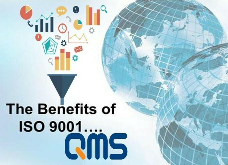 ISO 9001 Deep Benefits