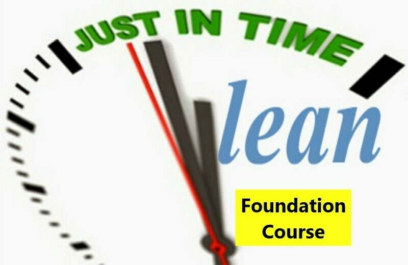 Foundation Course - Lean Manufacturing - Lean Management