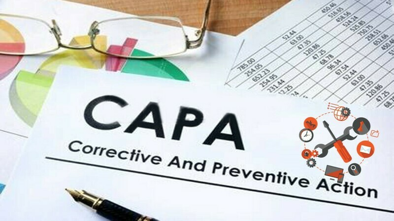 Correction, Corrective Action, Preventive Action