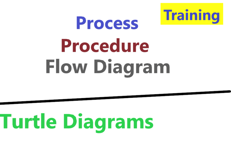 Basic Training - What is Process, Procedure, Flow Diagram, Turtles