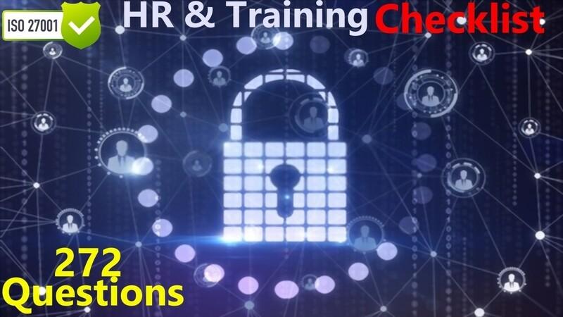 ISO 27001 HR Audit Checklist