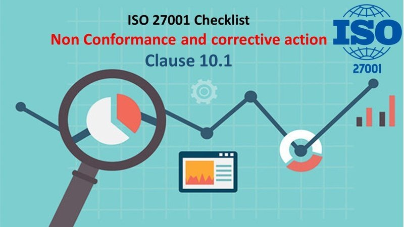 ISO 27001 Checklist | Clause 10.1 | Non Conformance and corrective action |  53 Questions