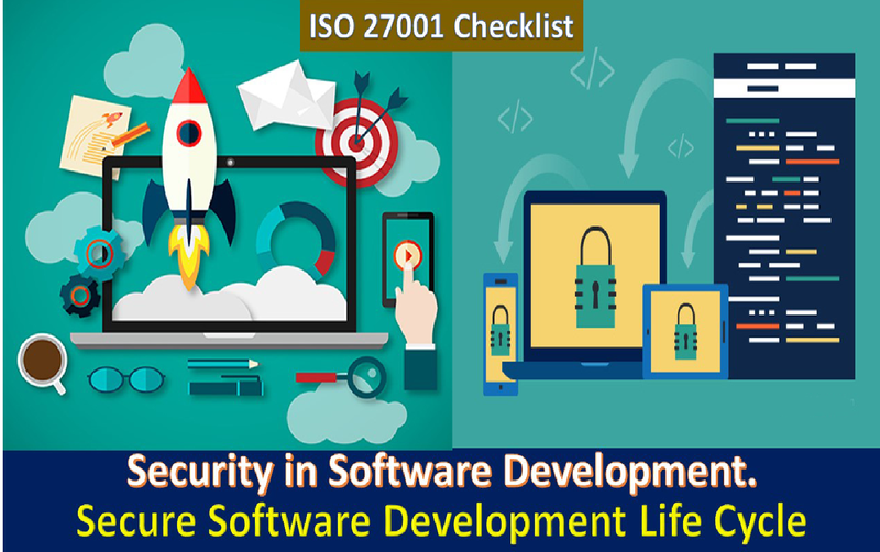Security in Software Development | Secure Software Development Life Cycle | AUDIT CHECKLIST