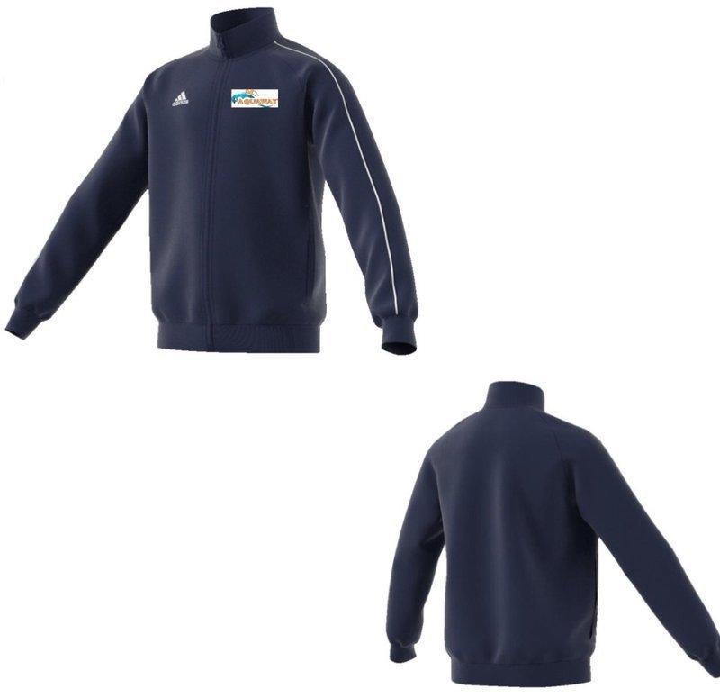 Adidas CORE 18 PES Jacket Youth