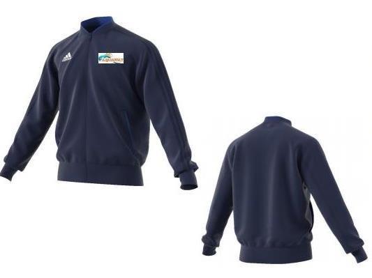 Adidas Condivo 18 PES Jacket Youth Blue / White