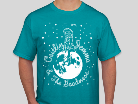 Unisex Blue Moon T-Shirt