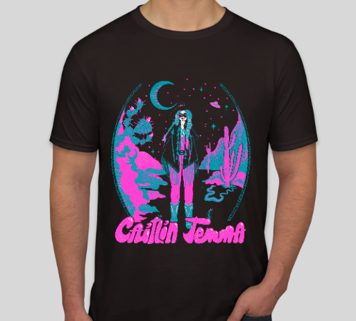 NEW Men's/Unisex Cosmic Cowgirl T-Shirt