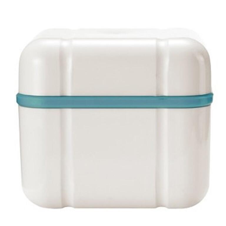 Curaprox контейнер для хранения протезов Curadent BDC 111, зеленый