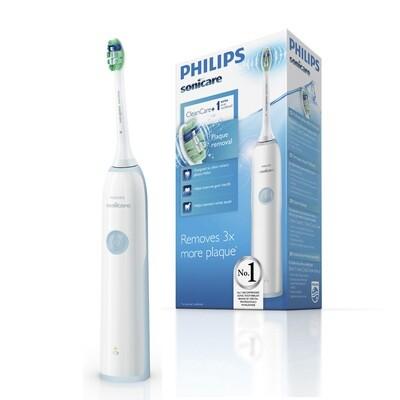 Электрическая зубная щетка Philips Clean Care HX3212/03