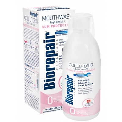 Ополаскиватель Biorepair Mouthwash Gum Protection уход за деснами, 500 мл