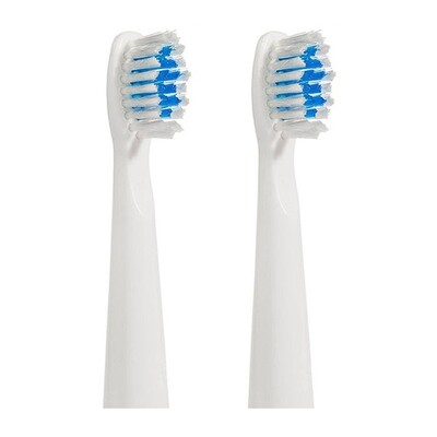 Насадки CS Medica SP-21 для зубных щеток CS Medica CS-262/CS-232/CS-233-UV (2шт.)