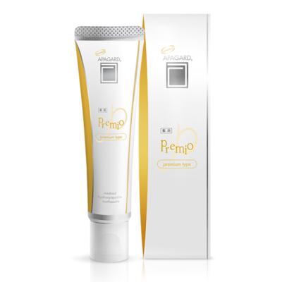 Отбеливающая зубная паста APAGARD Premio 50 грамм