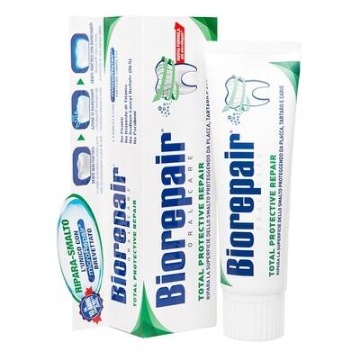 Зубная паста Biorepair Total Protection. Комплексная защита, 75 мл