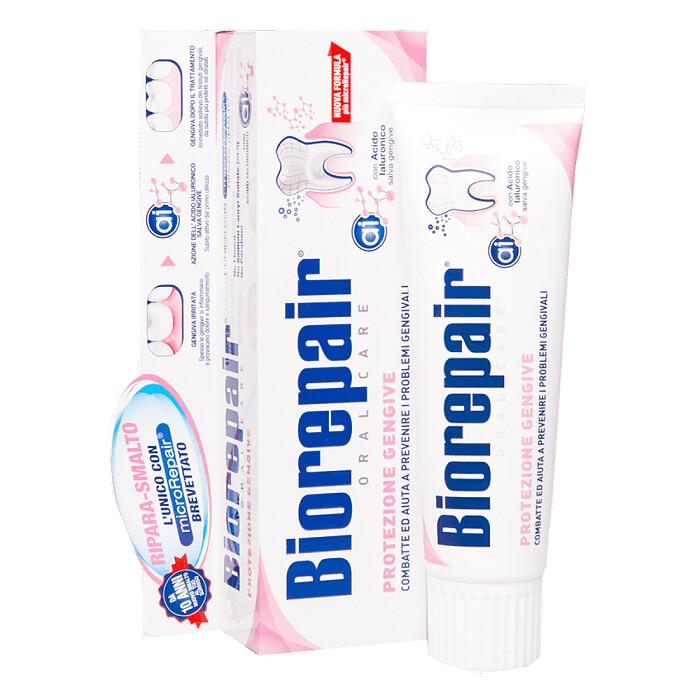 Зубная паста Biorepair Gum Protection Защита десен, 75 мл