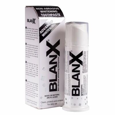 Отбеливающая зубная паста BlanX Med Whitening, 100 мл.