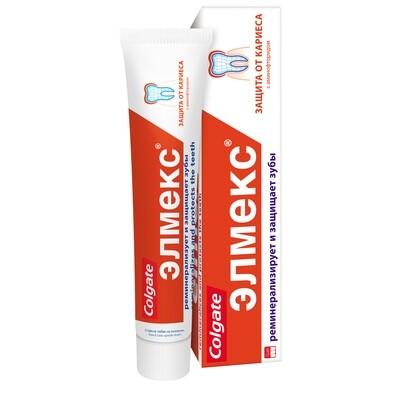 Зубная паста ЭЛМЕКС Защита от кариеса, 75 мл