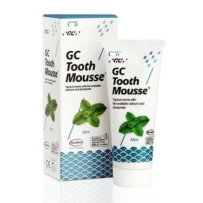 Реминерализующий гель GC Tooth Mousse со вкусом мяты