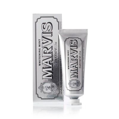 Зубная паста MARVIS Мята отбеливающая, 25 мл