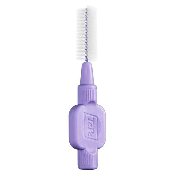 Межзубные ершики с держателями (6 шт.) TePe Extra Soft 1.1 mm Purple