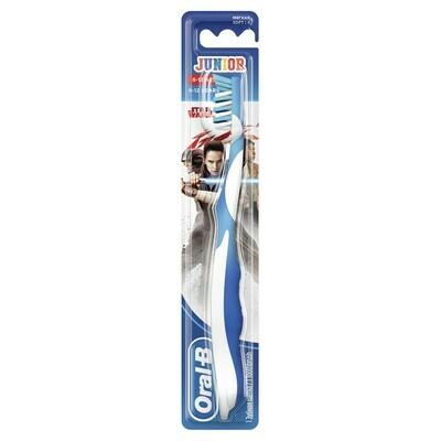 Зубная щетка ORAL-B Junior для детей (6-12 лет) Мягкая