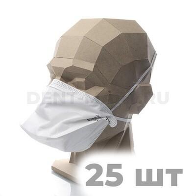 Респираторы Sense четырёхслойные, класс защиты FFP2 NR D (25 шт)