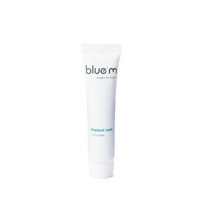 Зубная паста-гель с Активным кислородом Bluem (Блюэм), 15 мл.